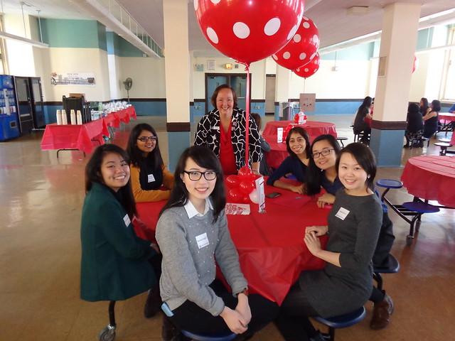 Brooklyn Tech Ruby Engineers Luncheon, March 7, 2015