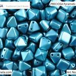PRECIOSA Pyramids - 111 01 336 - 02010/25043 - Teal