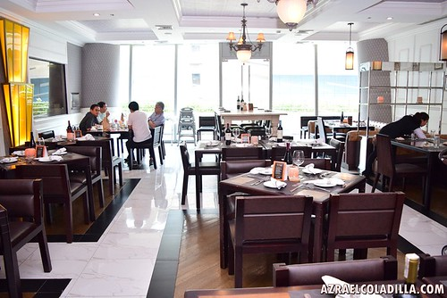 Chops : Chicago Steakhouse in Shangri La Plaza East Wing