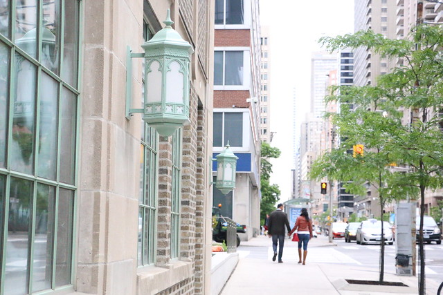 Header of A Day in the City