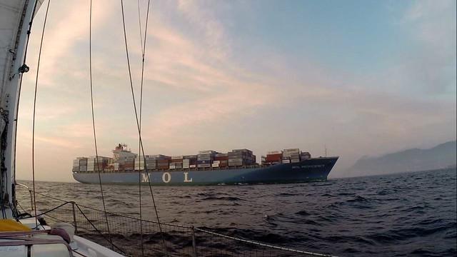 cargo à Gibraltar
