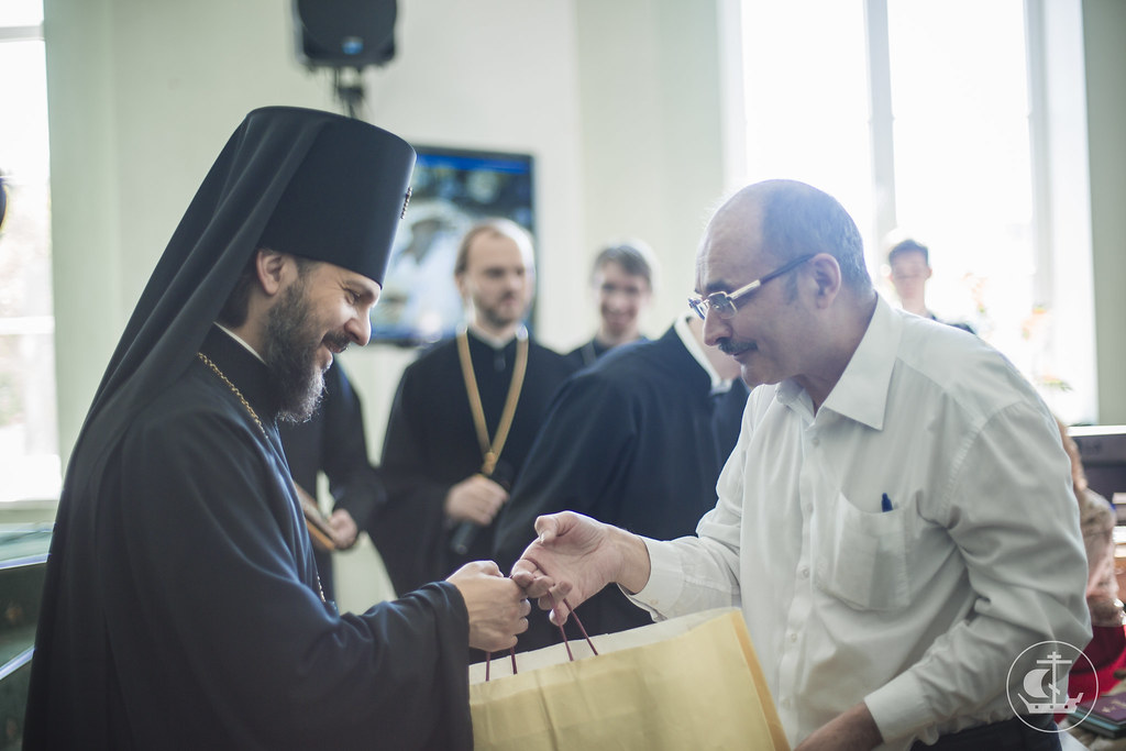 7 июня 2015, Вручение дипломов выпускникам епархиальных курсов / 7 June 2015, Presentation of diplomas to graduates of the diocesan courses