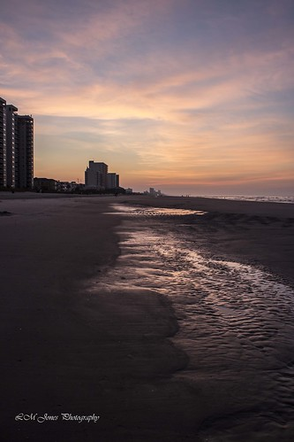 morning travel beach sc water sunrise landscape dawn early sand view bright tide southcarolina rise tidal wyndham northmyrtlebeach 20150606myrtlebeachdawn