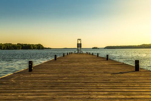 pier dock rideaucanal upperrideaulake narrowslock