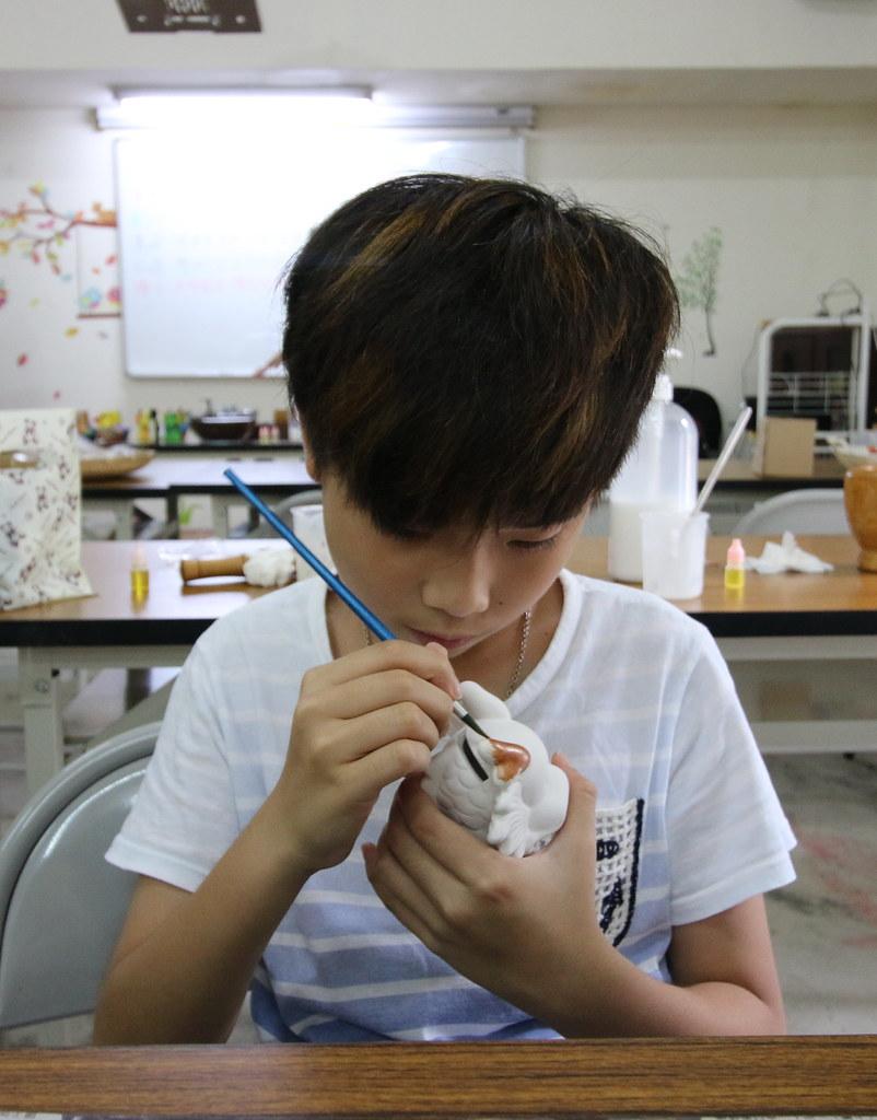 華秝農場茶油故事館23