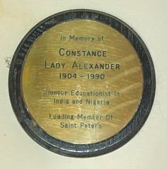 Pioneer Educationist in India and Nigeria