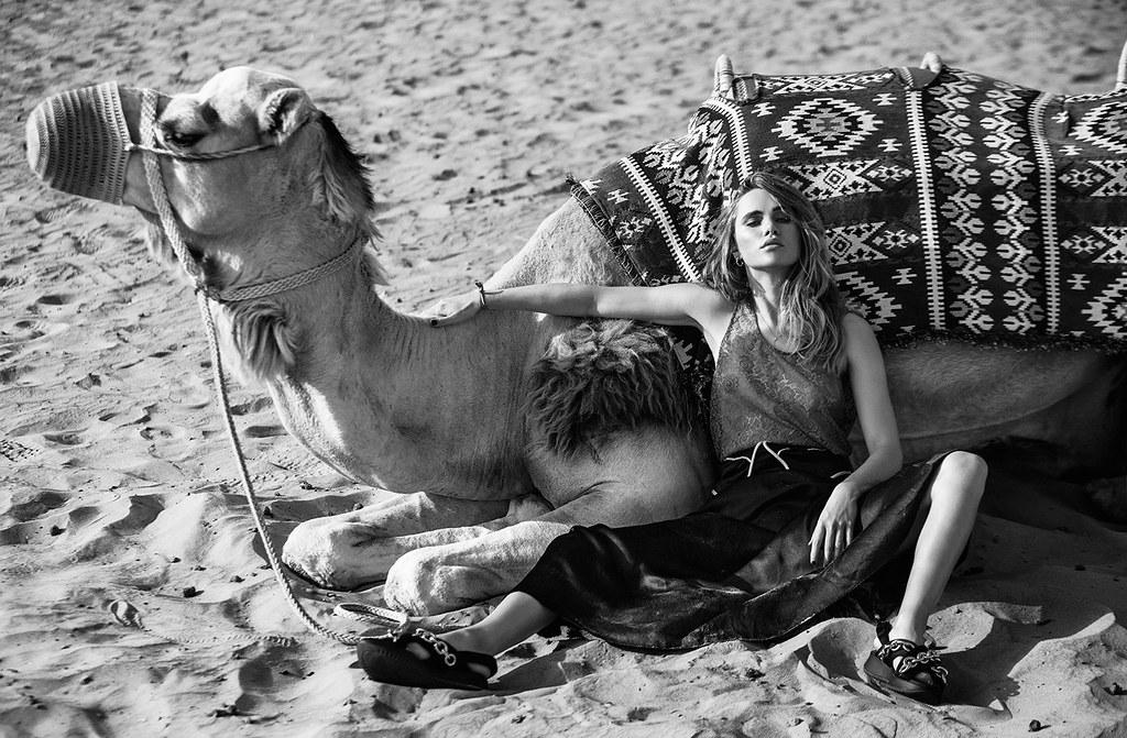 Сьюки Уотерхаус — Фотосессия для «Harper's Bazaar» AR 2016 – 2