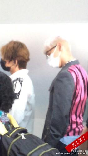 Big Bang - Incheon Airport - 07aug2015 - 曦_GD - 04