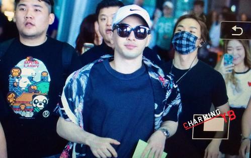 BIGBANG arrival Seoul ICN from Chengdu 2016-07-04 (37)