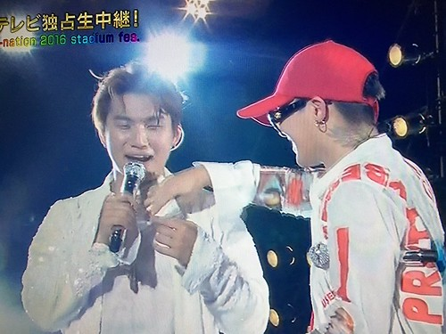 BIGBANG A-Nation Tokyo Screencaps 2016-08-27 (12)