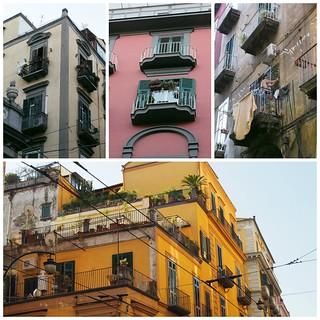kollázs épületek
